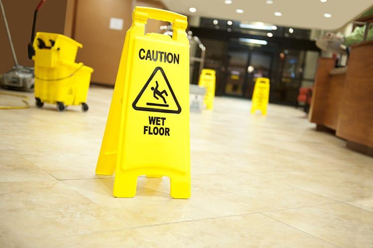 Pavement & Floor Signs